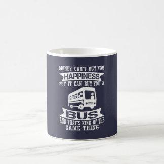 De Gespleten Bus van het geluk Koffiemok