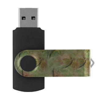 De Gesponnen suiker van de libel USB Stick