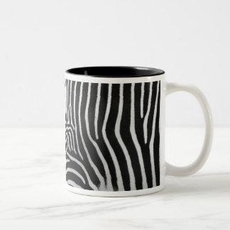De gestreepte Mok van de Koffie van het Patroon