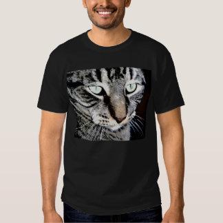De gestreepte T-shirt van de Kat van de Tijger