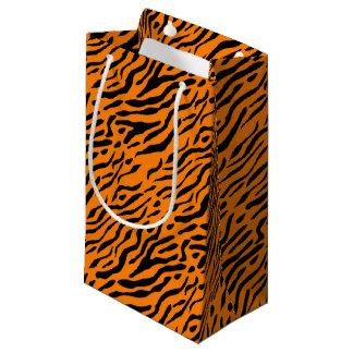 De Gestreepte Zak van de tijger - ga wild met Klein Cadeauzakje