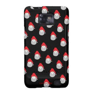 De geval-Partner van Kerstmis Geval Samsung Galaxy S2 Hoesje