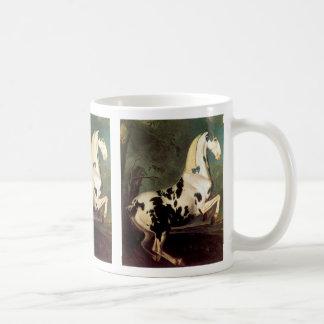 De gevlekte Hengst bij de Nagel Eisgruber Koffiemok