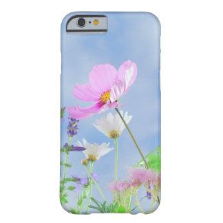 de Gevoelige Kleuren van de Mooie Bloemen van het Barely There iPhone 6 Hoesje