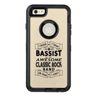 De geweldige klassieke popgroep van de BASSIST OtterBox Defender iPhone Hoesje