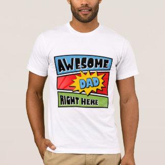 De geweldige T-shirt van de Papa