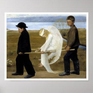 De gewonde Engel Poster