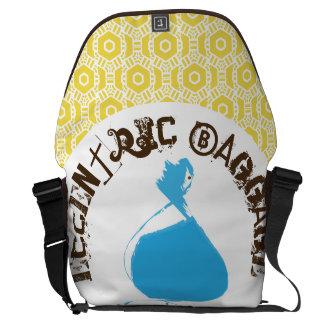De Gezichten van Homie Messenger Bags