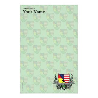 Schild briefpapier gepersonaliseerd schild briefpapier schild huisstijl schild briefpapier - Huisstijl amerikaanse ...