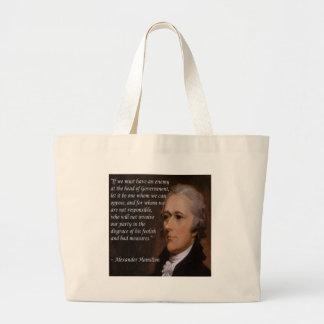 De Gift van Alexander Hamilton van de Grote Draagtas