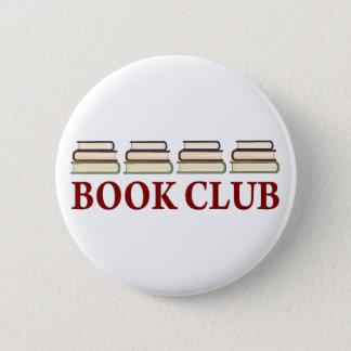 De Gift van de boekenclub voor Lezers Ronde Button 5,7 Cm