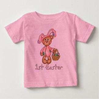 De Gift van de Eerste Pasen van de baby - Baby T, Baby T Shirts