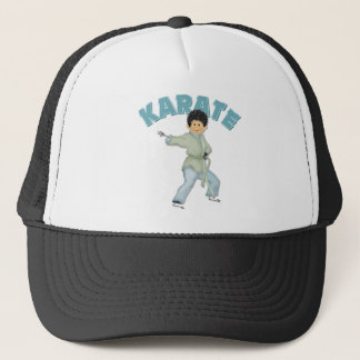 De Gift van de karate Trucker Pet