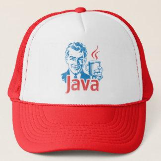 De Gift van de Programmeur van Java Trucker Pet