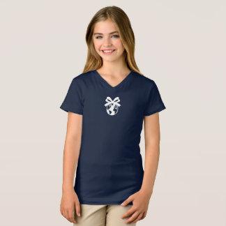 De gift van de Wereld en het Leven T Shirt