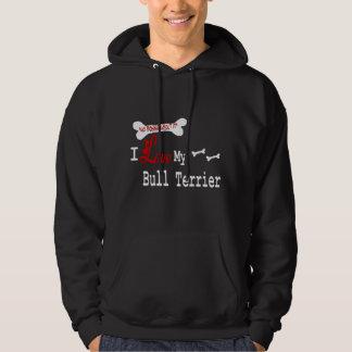 De Giften van bull terrier Hoodie