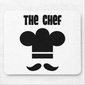 De Giften van de chef-kok Muismatten