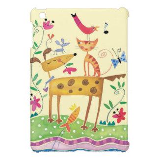 De Giften van de verjaardag van Huisdieren - iPad Mini Cover