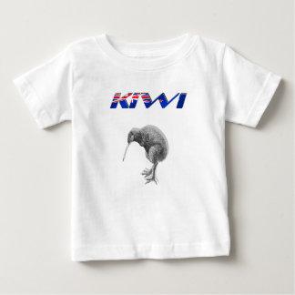 De giften van het de vlaglogo van Nieuw Zeeland Baby T Shirts