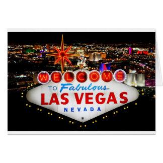 De Giften van Las Vegas Kaart