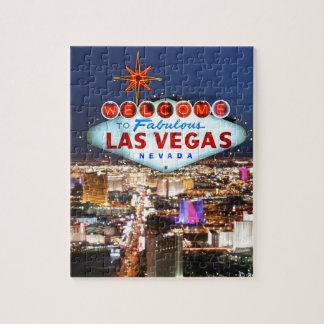 De Giften van Las Vegas Legpuzzel