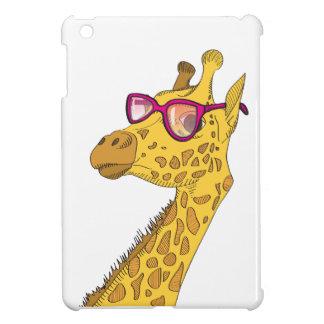 De giraf Hipster Hoesjes Voor iPad Mini