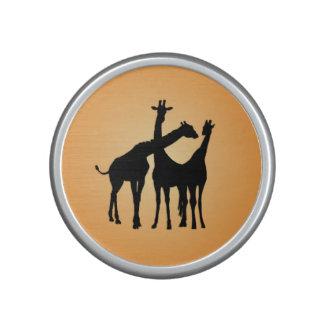 De Giraf van Flirty Speaker