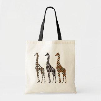 De Giraf van Florilla Draagtas