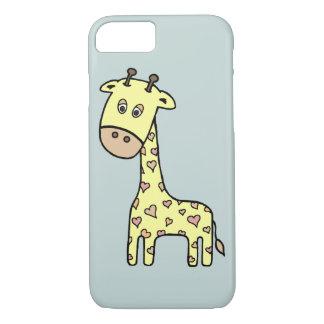 De Giraf van het baby iPhone 7 Hoesje