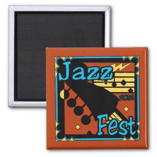 De Gitaar 2012 van Fest van de jazz Magneet