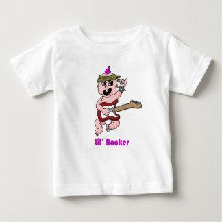 De Gitaar van de Tuimelschakelaar van Lil Baby T Shirts