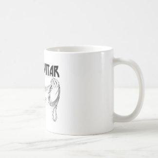 De Gitaar van het lood Koffiemok