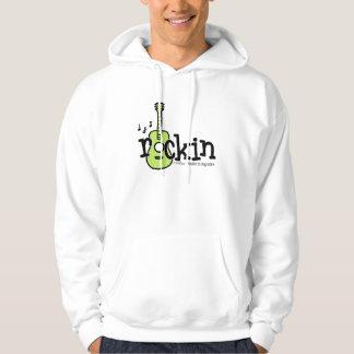 De Gitaar van Rockin Sweatshirt