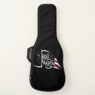 De gitaarhoesje van de Maaimachine van de Gitaartas