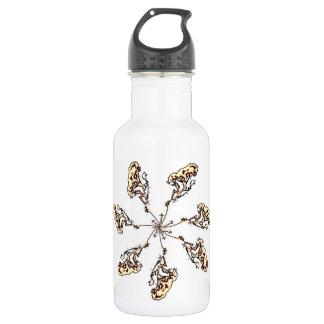 De glanzende Fles van het Water van Sterren
