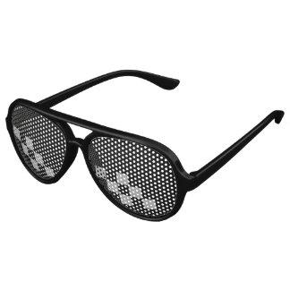 De Glazen van het Leven van de misdadiger Aviator Zonnebril