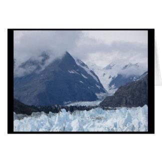 De Gletsjer September 2016 van Margerie Kaart