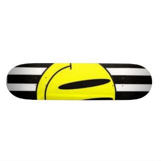 De Glimlach van Emo 21,6 Cm Old School Skateboard Deck