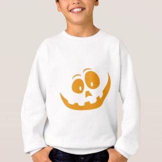 De glimlachende Pompoen van Halloween van de Trui