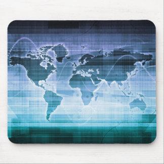 De globale Oplossingen van de Technologie op Muismat