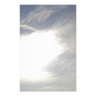 De Gloed van de zon Briefpapier