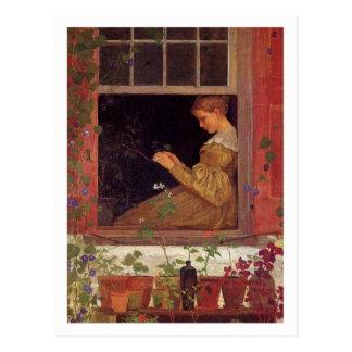 De Gloriën van de ochtend door Winslow Homer Briefkaart