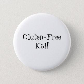 De gluten-vrije Knoop van het Kind Ronde Button 5,7 Cm