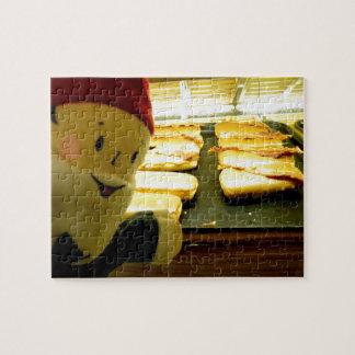 De Gnoom van het Bacon van de esdoorn Foto Puzzels