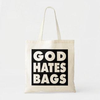 De god haat Zakken Draagtas