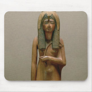 De goddelijke koningin Ahmose Nefertari (geschilde Muismat