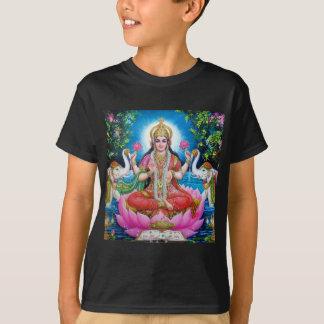 De Godin van Lakshmi van Liefde, Welvaart, en T Shirt