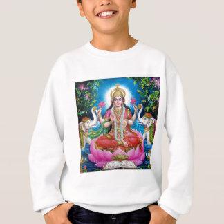 De Godin van Lakshmi van Liefde, Welvaart, en Trui