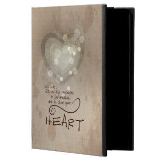 De Godsdienstige Aanmoediging van het hart, Grunge iPad Air Hoesje