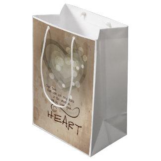 De Godsdienstige Aanmoediging van het hart, Grunge Medium Cadeauzakje